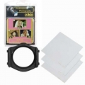 Cokin H240 Soft Filter Kit: Includes P Series Filter Holder, Diffuser Light Filter (P820), Diffuser 1 Filter (P083/830) and Diffuser 2 Filter (P084/840)